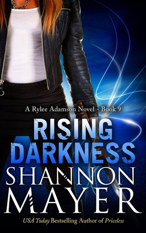 Review: Rising Darkness by Shannon Mayer (@TheShannonMayer)