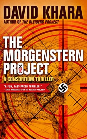 Book Review: The Morgenstern Project by David Khara