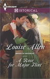 A Rose for Major Flint (Brides of Waterloo #3)