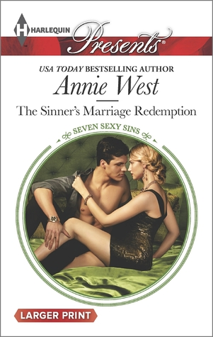 The Sinner's Marriage Redemption by Annie West