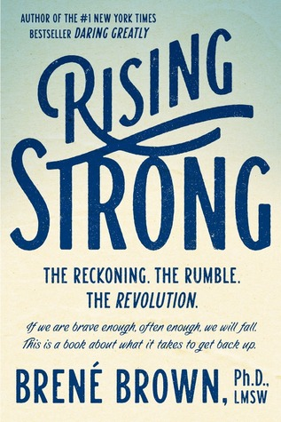 Rising Strong (Hardcover)