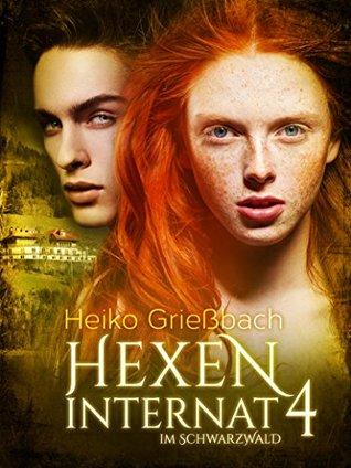 Hexeninternat 4 - Im Schwarzwald  by  Heiko Grießbach