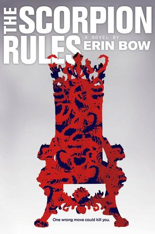 Jacket image, The Scorpion Rules by Erin Bow