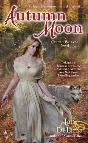 Autum Moon by Jan DeLima