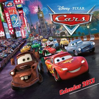 CARS 2013 CALENDAR  by  NOT A BOOK