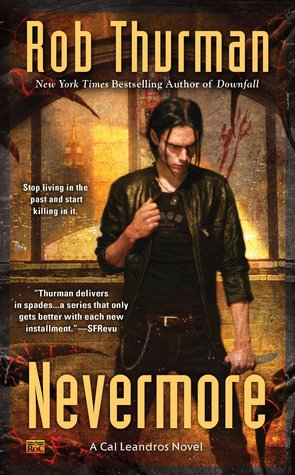 Book Review: Nevermore by Rob Thurman