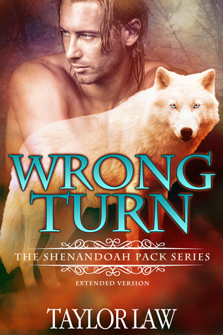 Wrong Turn (The Shenandoah Pack, #1)