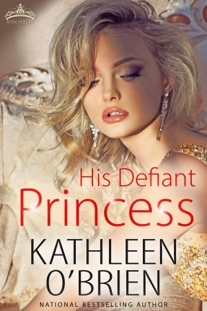 His Defiant Princess Cover
