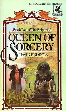cover Queen of Sorcery