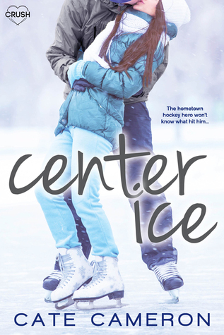 {Review} Center Ice by Cate Cameron