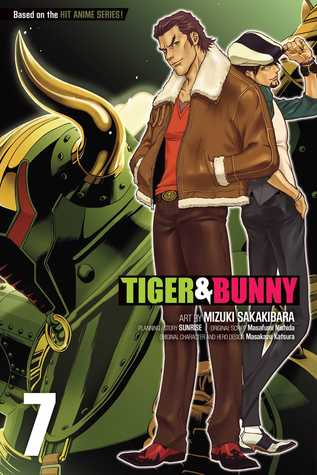 Tiger & Bunny, Vol. 7