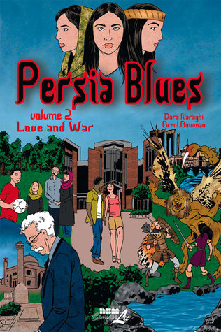 Persia Blues, Volume 2 by Dara Naraghi