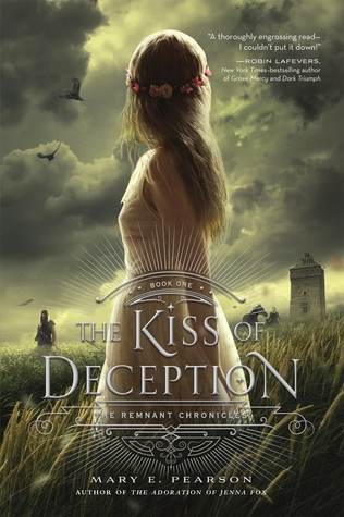 Pearson, Mary E. ∞ The Kiss of Deception