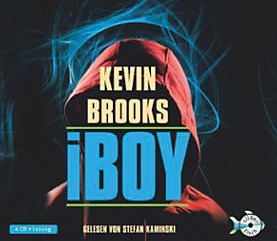 Book review | iBoy by Kevin Brooks | 4 stars