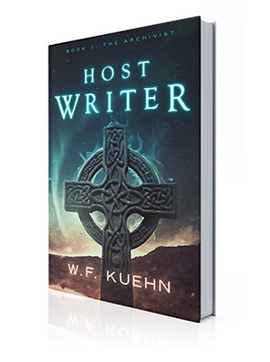 Host Writer by W.F. Kuehn