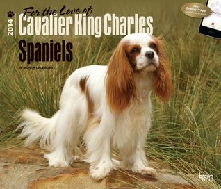 For the Love of Cavalier King Charles Spaniels 2014 Calendar, 18-Month Calendar NOT A BOOK