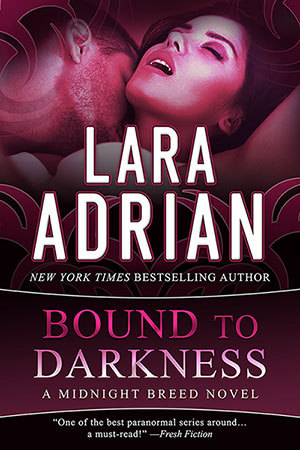 Bound to Darkness (Midnight Breed #13)