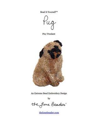 Bead It Yourself - Pug (Beaded Dogs Book 2) Diana Grygo