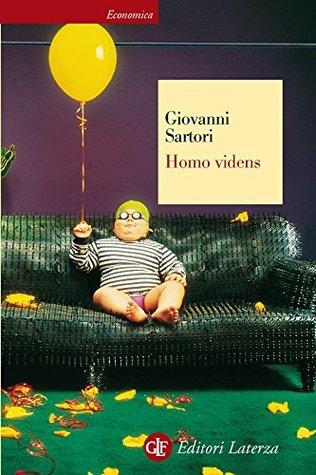 Homo videns: Televisione e post-pensiero  by  Giovanni Sartori