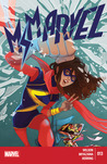 Ms. Marvel, #13: Crushed!