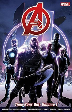 Avengers: Time Runs Out Vol. 1 Jonathan Hickman