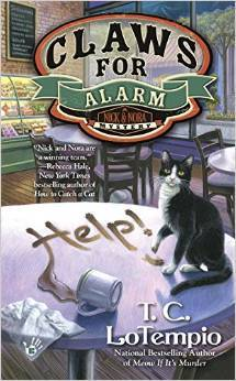 Book 2: CLAWS FOR ALARM