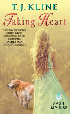 Release Day Blitz! Taking Heart (Healing Harts #3) by TJ Kline