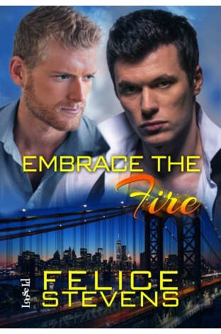 Book Review: Embrace the Fire by Felice Stevens