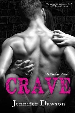Crave (Undone, #1)