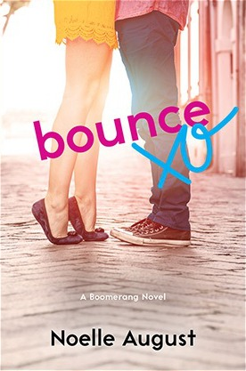 Blog Tour: Bounce by Noelle August {Review & Giveaway}