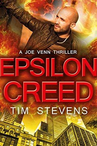 Epsilon Creed (Joe Venn #5)  by  Tim  Stevens
