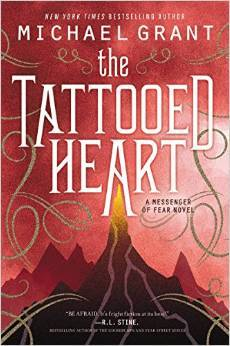 The Tattooed Heart (Messenger of Fear,#2)