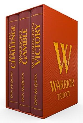 Warrior by Don McQuinn
