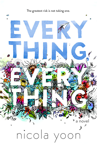 Olly from Everything Everything by Nicola Yoon