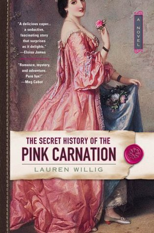 Regency romance review: 'The Secret History of the Pink Carnation' by Lauren Willig