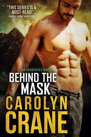 Review + Giveaway: Behind the Mask by Carolyn Crane