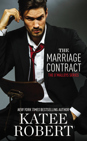 [ARC Review] The Marriage Contract by Katee Robert