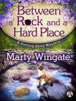 Between a Rock and a Hard Place: A Potting Shed Mystery