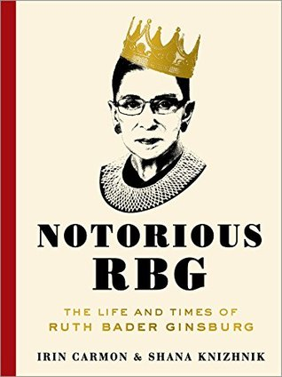 bibliophilia read more books recommended reading notorious rbg ruth bader ginsberg