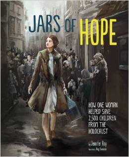 Jars of Hope by Jennifer Roy