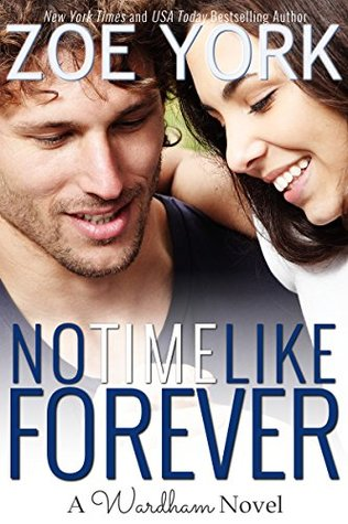 No Time Like Forever (Wardham, #6)