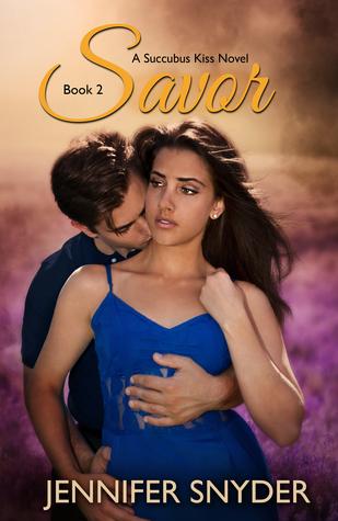 Savor (Succubus Kiss #2)