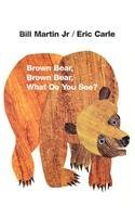Brown Bear, Brown Bear, What Do You See? (Hardcover)