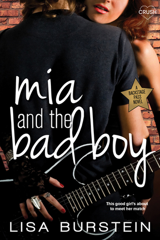 {Review} Mia and the Bad Boy by Lisa Burstein