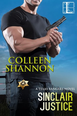 Sinclair Justice (Texas Rangers, #2)