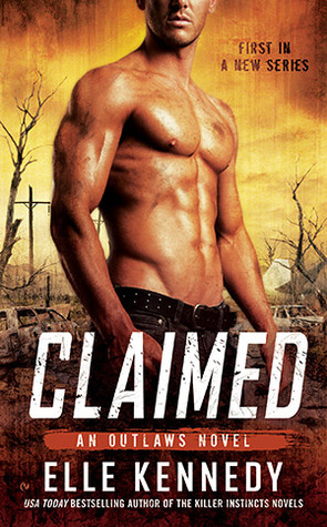 Review: Claimed by Elle Kennedy (@jessicadhaluska, @ElleKennedy, @SignetEclipse)