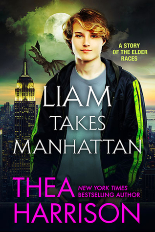 Liam Takes Manhattan (Elder Races, #9.5)