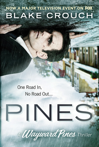 cover Pines by Blake Crouch