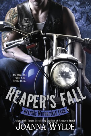 BLOG TOUR:  Reaper's Fall by Joanna Wylde