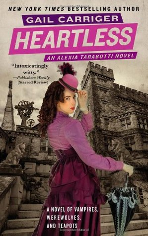 Book Review: Gail Carriger's Heartless